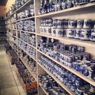 Naczynia z porcelany