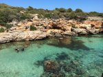 Wybrzeże na Majorce